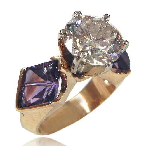 Custom Engagement RingMounting