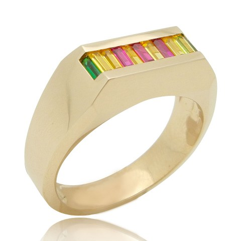 Vietnam Ribbon Ring